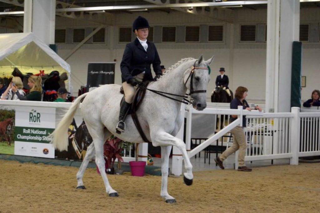 Retraining of Racehorses Parade