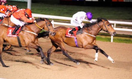 British riders capture both Fast-Track Qualifiers at Dundalk