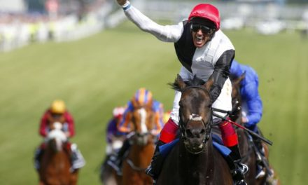 Could Syphax emulate Golden Horn at Dante Stakes?