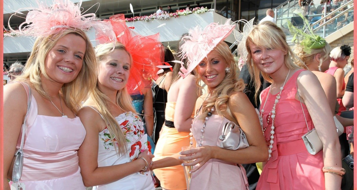 Summer Ladies' Days at Racecourses, May–September 2017