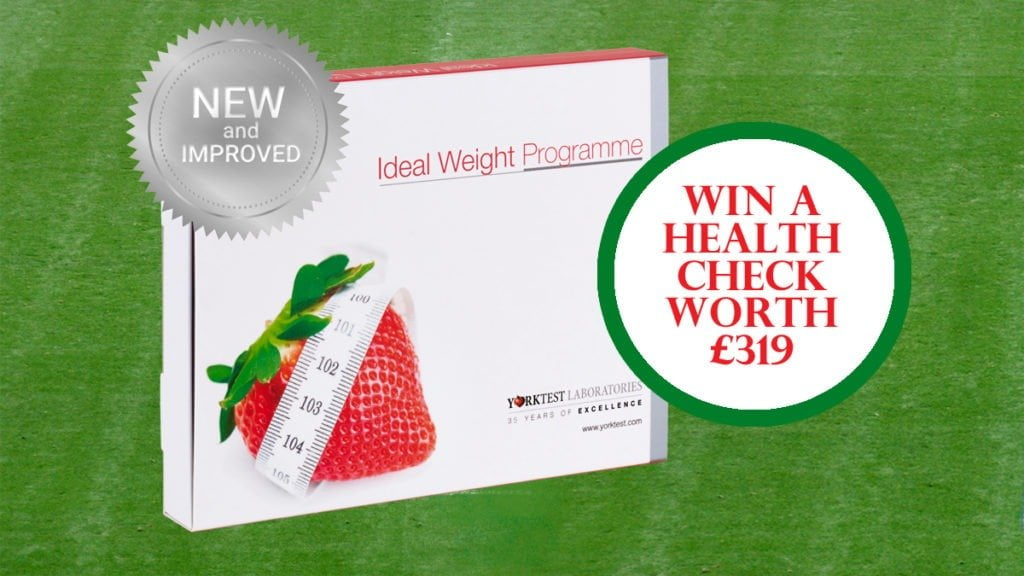 YorkTest Ideal Weight Programme