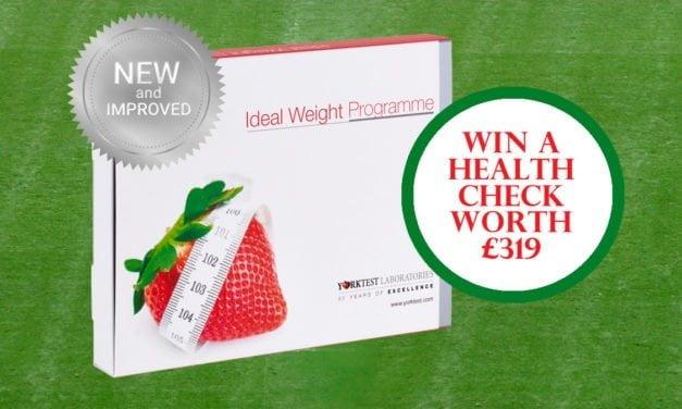 WIN a YorkTest Ideal Weight Programme