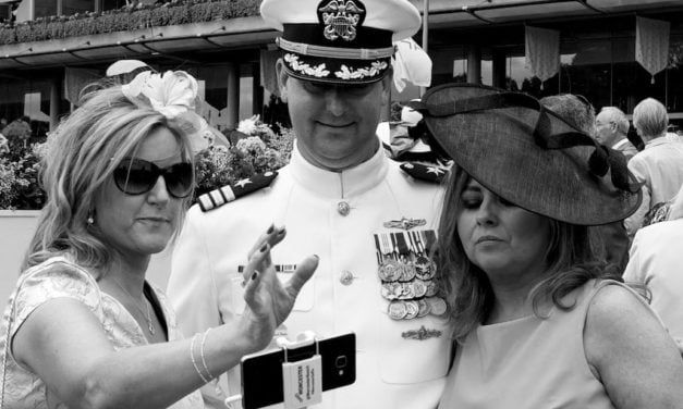 Every British Racecourse supports Tickets For Troops for 2019