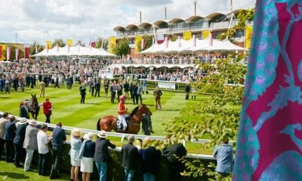 New & Lingwood add fashion flair to Glorious Goodwood