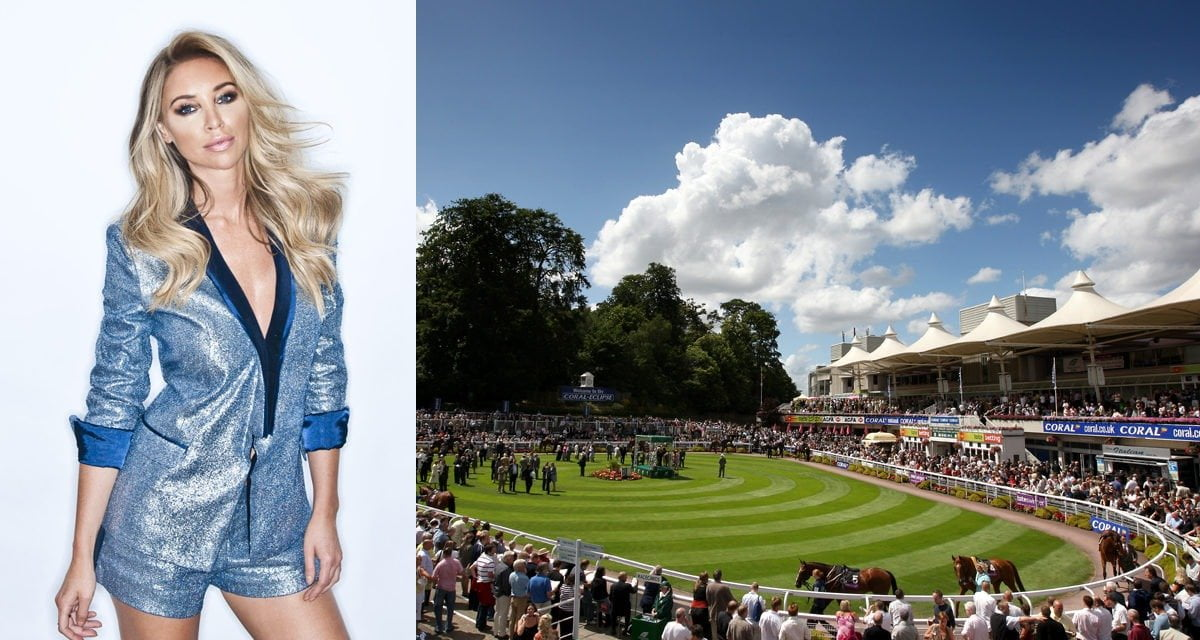 Lauren Pope to judge Sandown's Style Award on Ladies' Day: win a week in Barbados