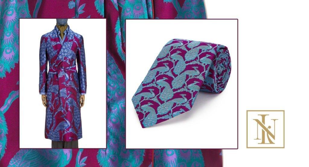 Luxury Silk Tie