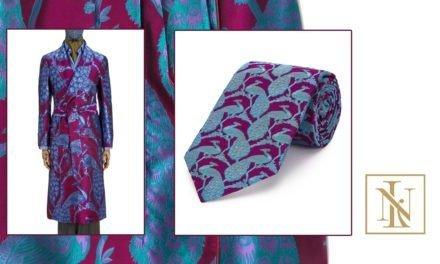 Win a Luxury Silk Tie from New & Lingwood