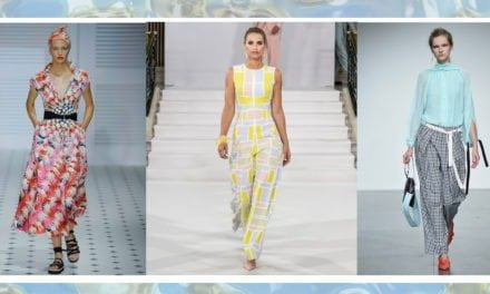 LFW S/S18 – A Touch of French Chic