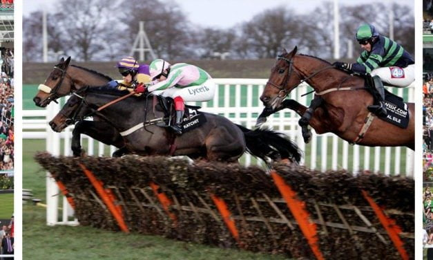 Can Buveur D'Air score hat-trick in Fighting Fifth Hurdle at Newcastle?