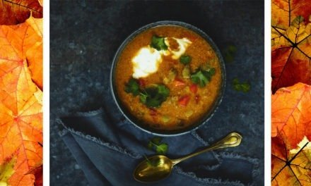 Mulligatawny Chicken Soup