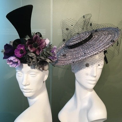 60695462cce Titled  HATS  the collection reveals the lifecycle of one of Stephen Jones   hats.