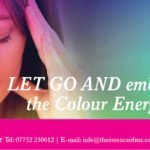 LET GO AND embrace the Colour Energy of RUN…