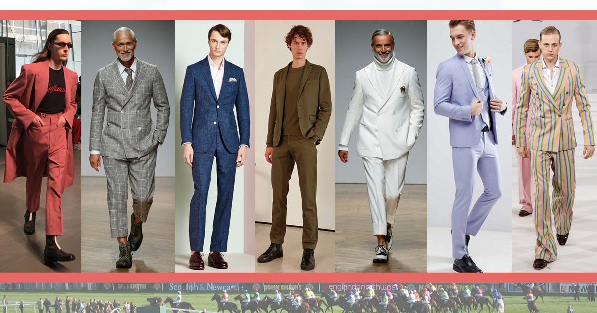 Springtime Suits for the Grand National 2018