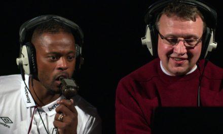 West Ham Horseracing Commentators