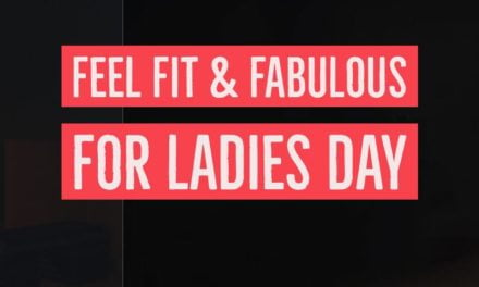 Feel Fit and Fabulous for Grand National Ladies Day