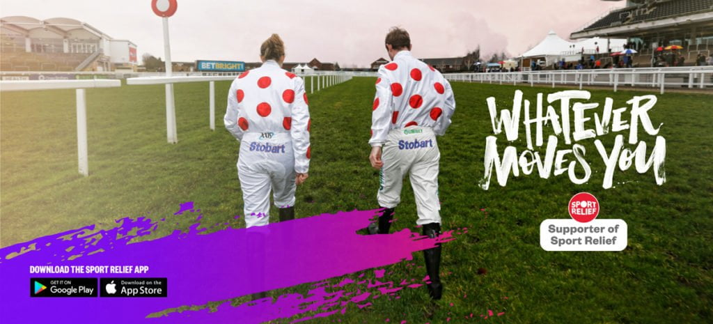 Sports Relief with Great British Racing