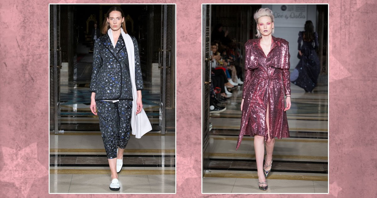 London Fashion Week Autumn/Winter 2018: Starry Collections