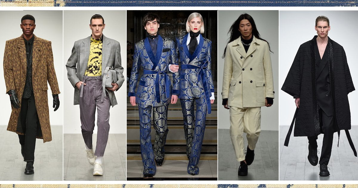 London Fashion Week Men's Autumn/Winter 2018: Highlights