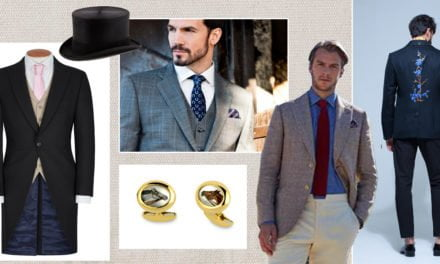 Royal Ascot Dress Code for Men