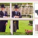 Oliver Brown to donate 5% of profits from Royal Ascot Collection accessories to the Injured Jockeys Fund
