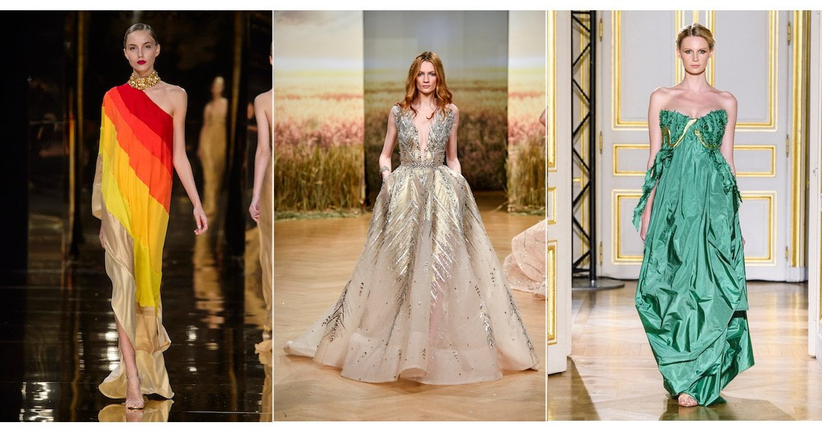 Paris Haute Couture Fashion Week: Belle of the Summer 2018 Ball