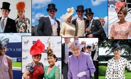 Derby Festival 2018: Derby Day Racegoers