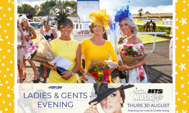 WIN a Pair of Tickets for Ladies and Gents Evening at Sedgefield