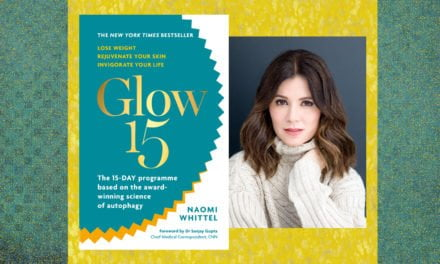 WIN A COPY OF 'GLOW15' BY NAOMI WHITTEL