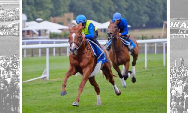 Masar headlines 10 contenders for the Coral-Eclipse at Sandown