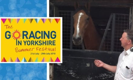 TIM EASTERBY AND THE GO RACING IN YORKSHIRE SUMMER FESTIVAL 2018