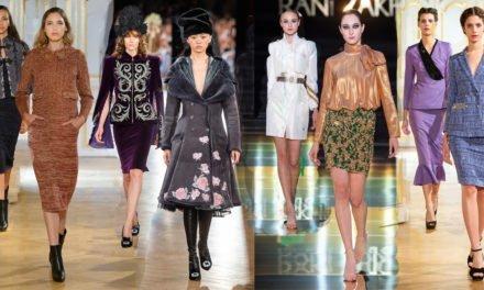 Paris Haute Couture Week AW18 – Glamorous Daywear