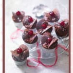 Black Forest Butterfly Cakes