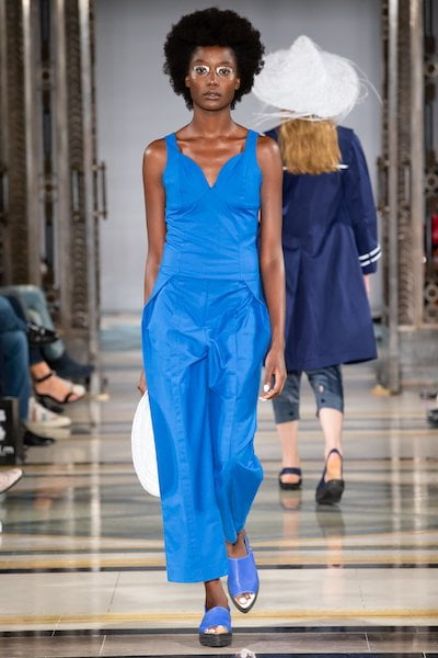 32228cd5763 London Fashion Week Spring Summer 2019  How to Rock It for Racing ...