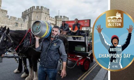 Raise a Glass of British Champions Day Ale