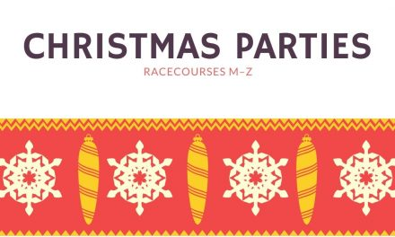 Christmas Parties at Racecourses M–Z 2019/20