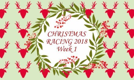 Christmas Racing Saturday 1st–Friday 7th December 2018
