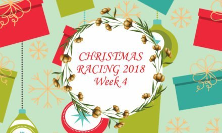 Christmas Racing Saturday 22nd–Monday 31st December 2018