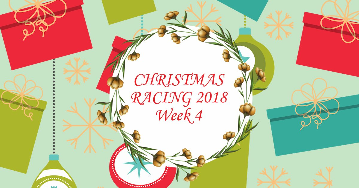 3931db88254 Christmas Racing Saturday 22nd–Monday 31st December 2018 - Eclipse ...