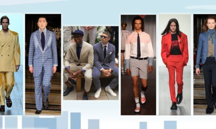 London Fashion Week Men S/S19 The Dapper Look – Rock it for Racing