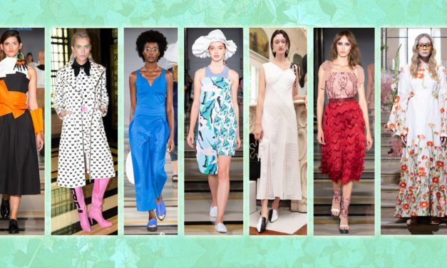 London Fashion Week Spring/Summer 2019: How to Rock It for Racing