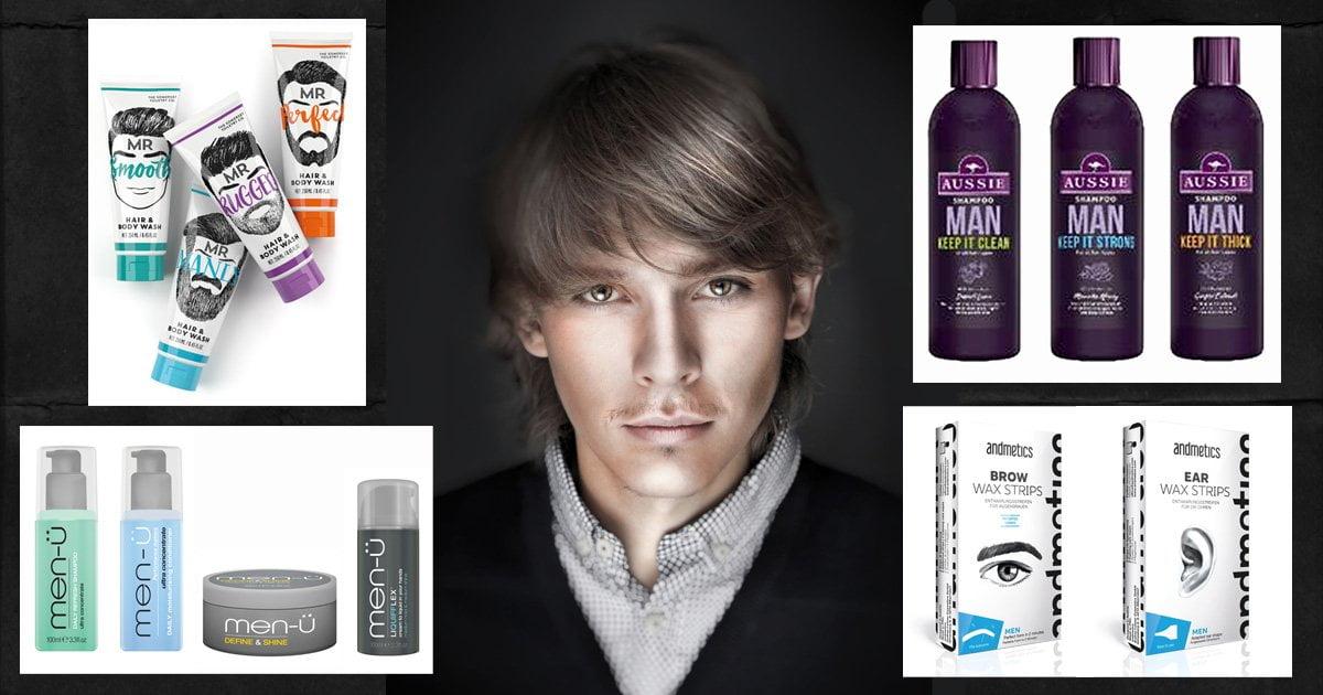 Men's Grooming: Hair Today…