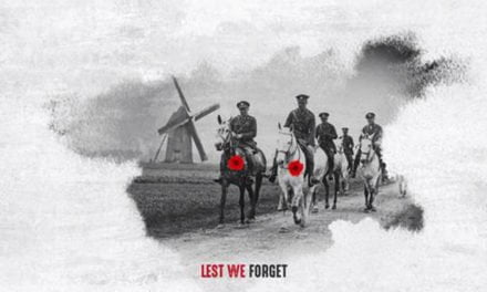Remembrance Sunday at the Races