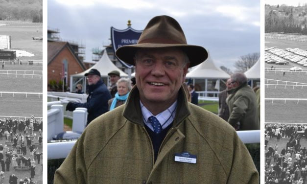 61b53fd40cf First race to be named in honour of departing Clerk of the Course Richard  Osgood on
