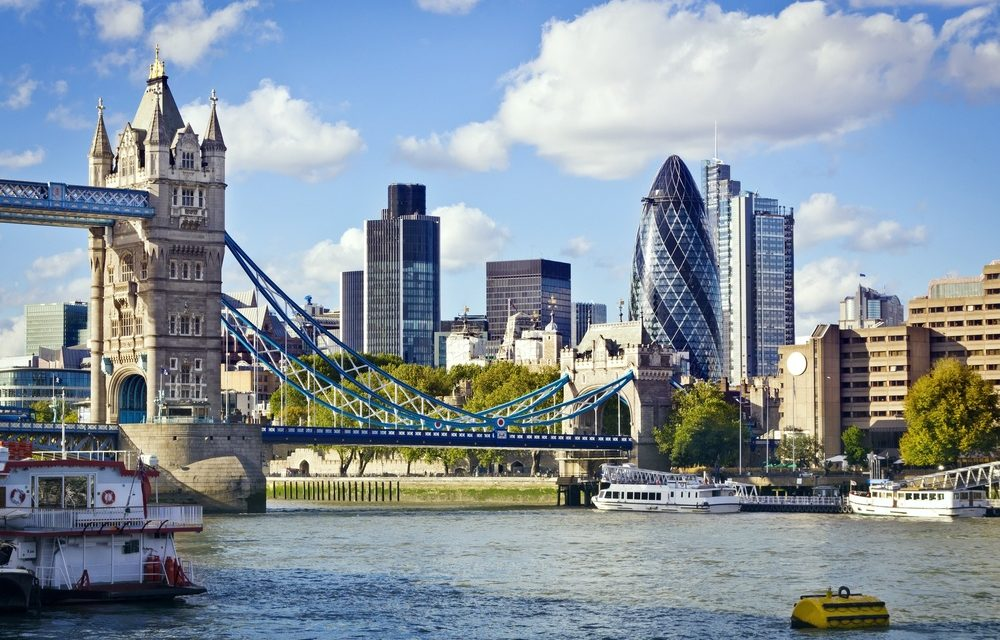 London Hotspots and the Best Places to Be