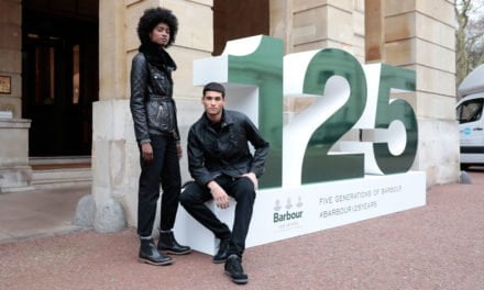 Barbour Celebrates 125 Years with Icons Re-Engineered