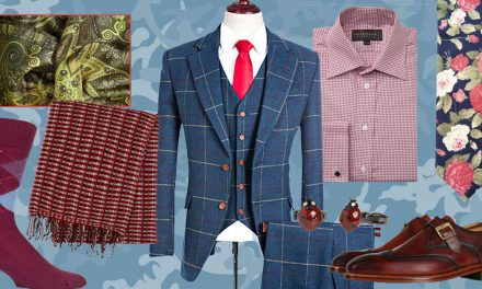 For the Love of Tweed at The Cheltenham Festival