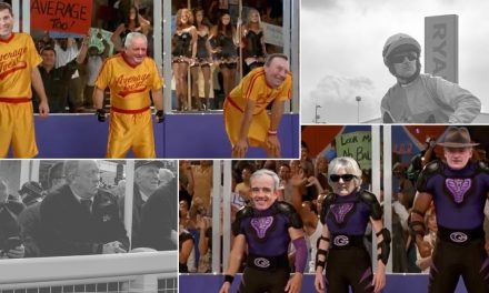 The Festival 2019: Dodgeball parody launched ahead of Prestbury Cup