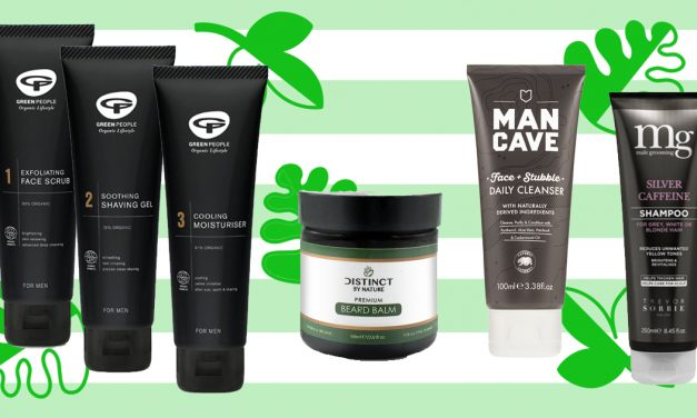 Men's Grooming: Go Green for Spring