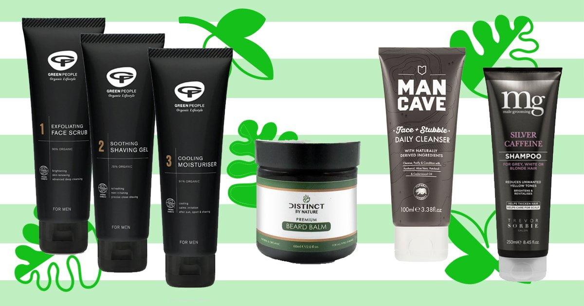 Men's Grooming: Go Green for Spring