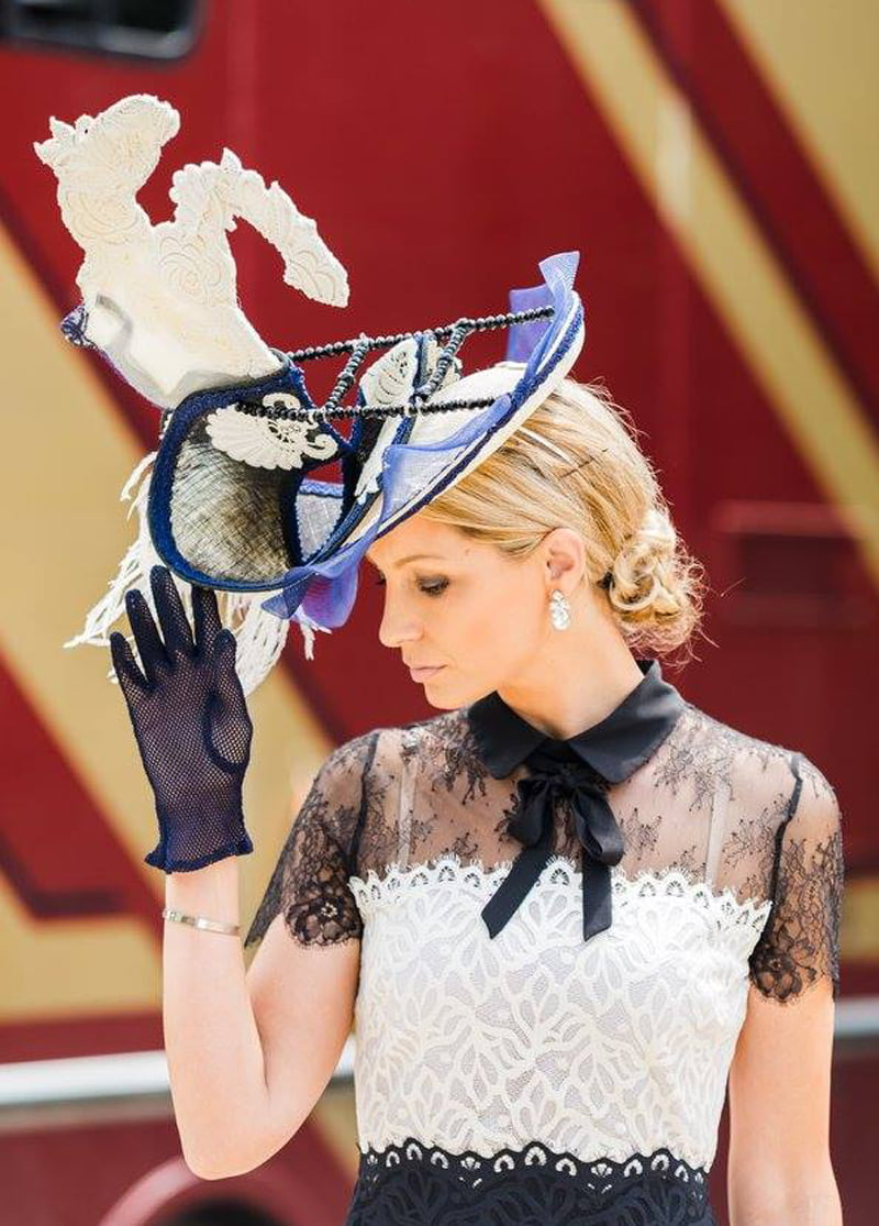 5e7130cd12ad4 Easter Parade  Hats Up for Royal Ascot - Eclipse Magazine